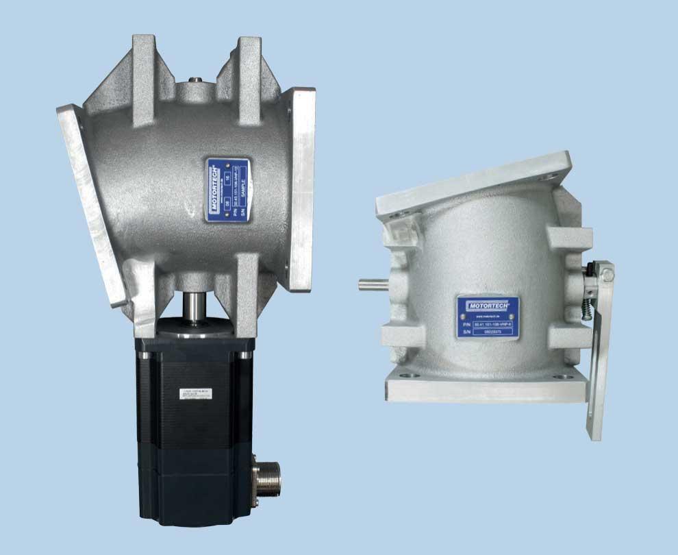 Дроссельные заслонки MOTORTECH для 6ти и 12ти цилиндровых двигателей WAUKESHA® VHP G / GSI / LT